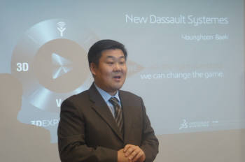 다쏘시스템, `3D 익스피리언스 플랫폼` 새전략 발표