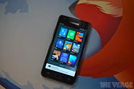 '파이어폭스' 모질라폰, 삼성이 만들면?