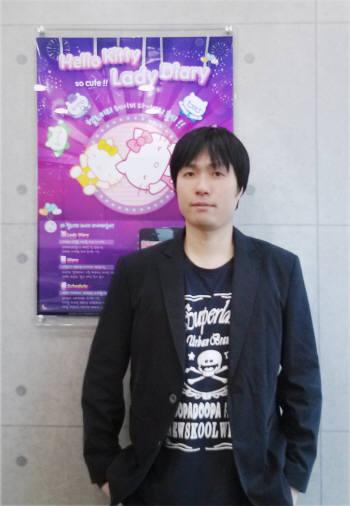 [신SW대상③] 아몬드소프트 `헬로키티 레이디 다이어리`