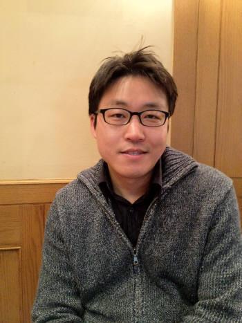 신재찬 이노스파크 대표이사(스마트폰 게임 `룰더스카이` 개발 총괄 디렉터)