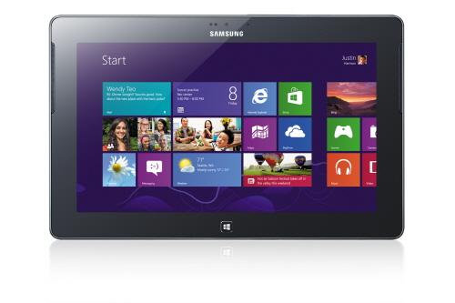 삼성전자, 윈도RT 태블릿 '아티브탭' 출시 안한다?
