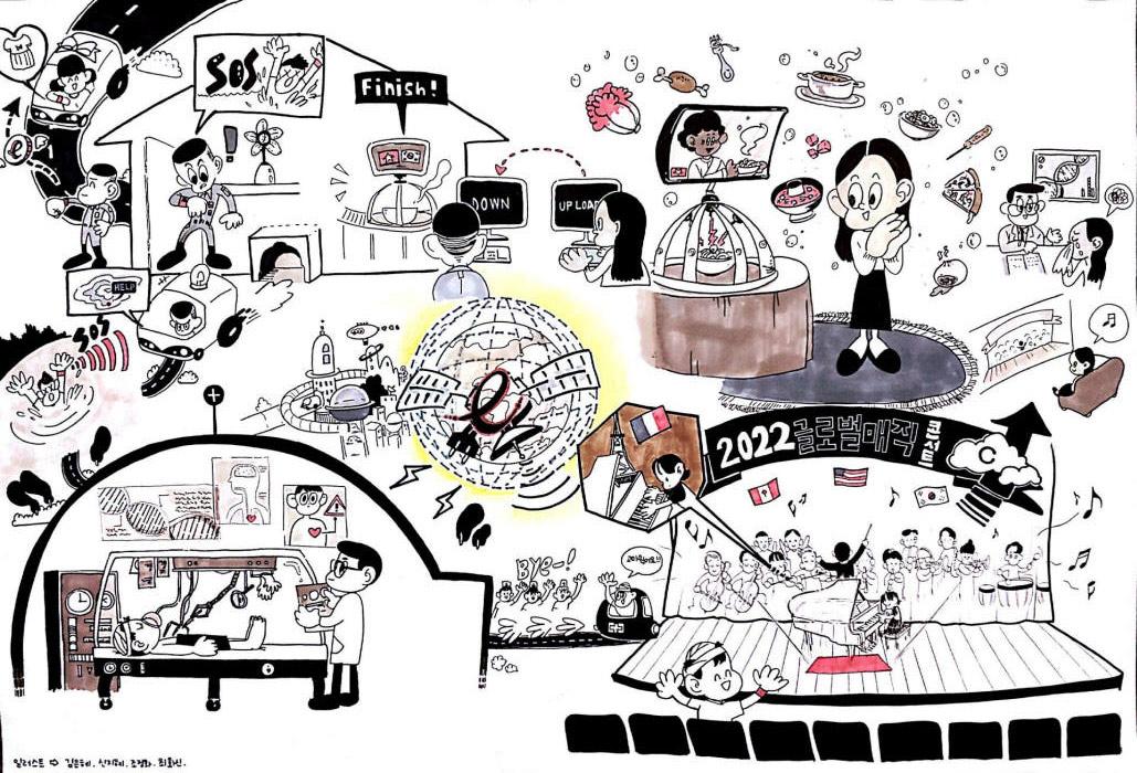 ETRI, 미래 ICT융합 새 먹거리 22개 선보였다