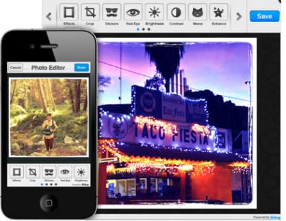 사진 편집 툴 에이비어리, 매달 5000만명이 쓴다 - 전자신문