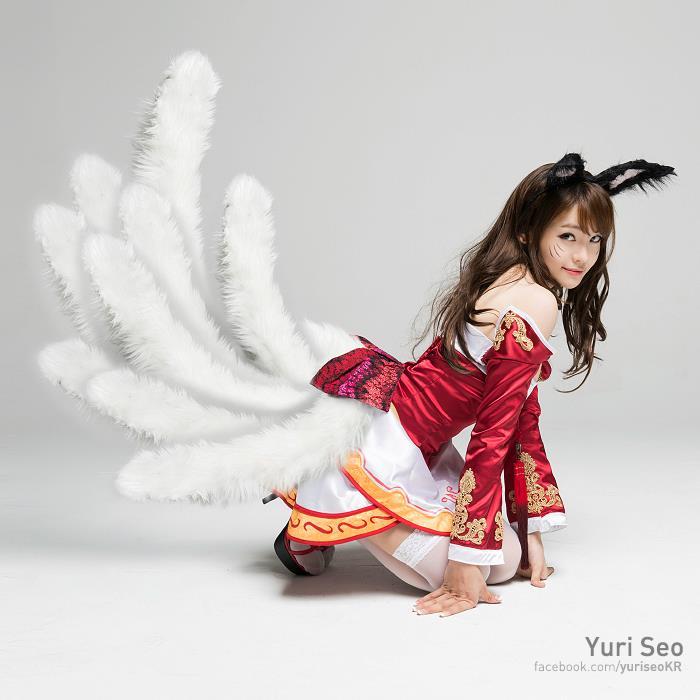 """[화보]서유리 '잔나' 코스프레 완성판, """"여신미모"""""""