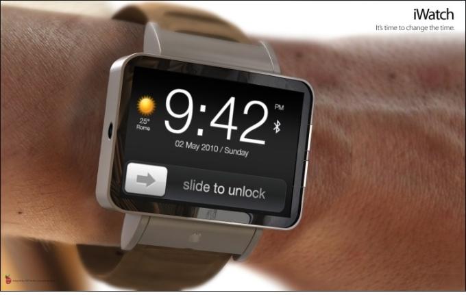 역시 애플 스마트 시계는 '아이워치'였구나