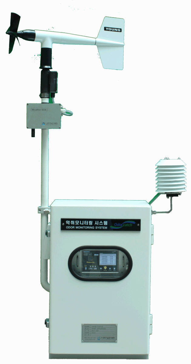 과학기술분석센터가 개발한 복합 악취 감지 시스템 `스마트 오더 캐치`