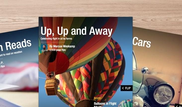 플립보드 '웹 버전' 출시, 전자신문도 간편히 구독 - 전자신문