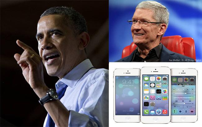 美 정부, ITC 애플 수입금지 결정에 거부권 행사