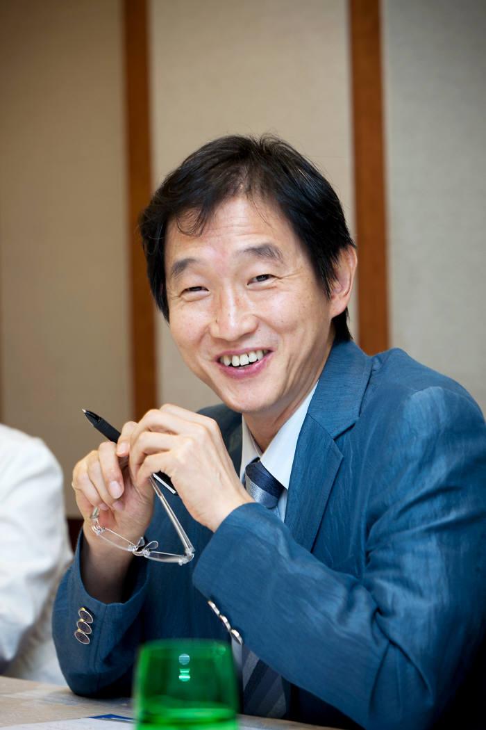 [대한민국 과학자]정진수 한국과학창의재단 융합과학교육단장