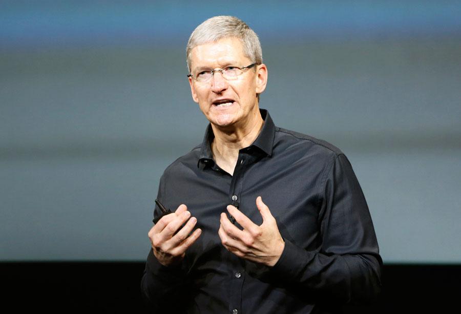 새 아이폰 때문에?애플 '날개 없는 추락'
