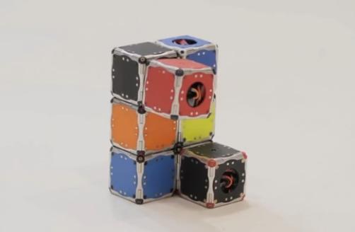 '트랜스포머' 성큼…MIT, 셀프조립되는 로봇 개발