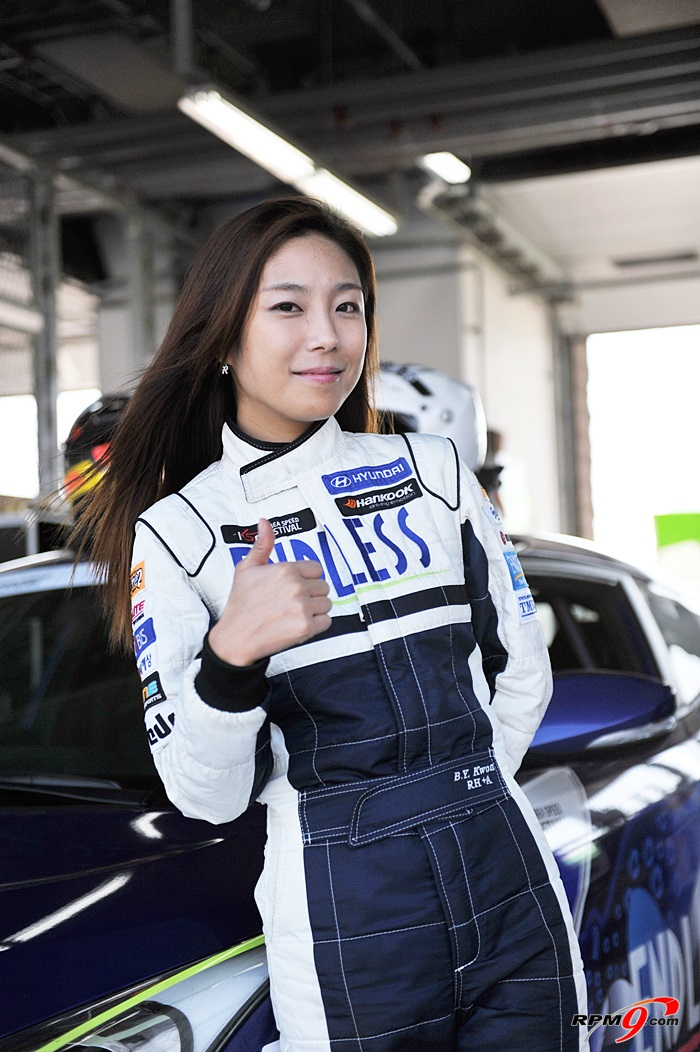 Korean Race Car Drivers