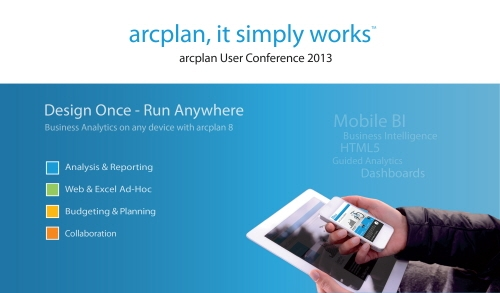 잘레시아 'arcplan User Conference 2013 in Korea' 개최
