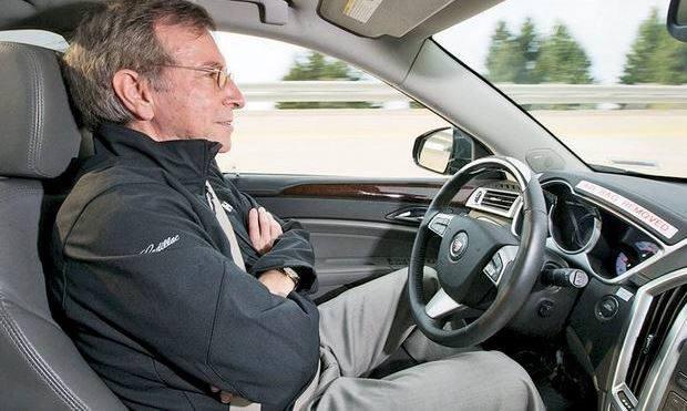 자율주행자동차 미래 구글이 아니라 GM에 달렸다고 왜?