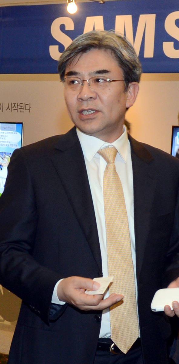 김현석 삼성전자 부사장(영상디스플레이사업부장)