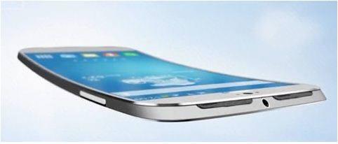 최근 샘모바일이 공개한 삼성전자 갤럭시S5 콘셉트 디자인
