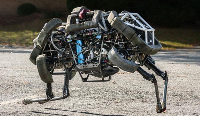 구글 8번째 로봇 회사 인수, 이번엔 어떤 기업?