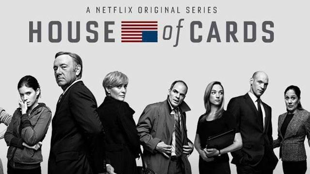 내년 초 방영될 넷플릭스의 인기작 `하우스 오브 카드` 시즌2는 첫 4K 제작 및 스트리밍 드라마가 될 것으로 보인다.