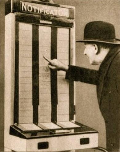 [이재현의 미디어 공명 읽기]<1>1935년 트위터