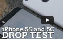 얼마나 견딜까…아이폰5C/5S 낙하 테스트