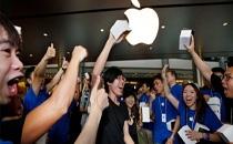 애플, 중국에서 대박치다