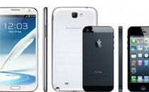 아이폰5S vs. 갤노트3, CPU 강자는?
