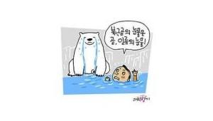 북극곰의 눈물은 수십 년 뒤 인류의 눈물?
