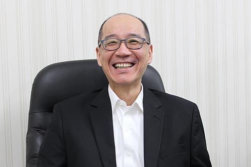 """▲ 장치아쥐 지사장은 """"올 한해 한국 시장에서 시장 점유율 15%를 확보하겠다""""고 밝혔다."""