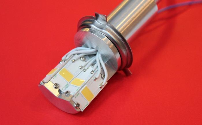 새일 LED, 디자인 혁신할 LED 헤드램프 개발 - 대한민국 IT포털의 ...