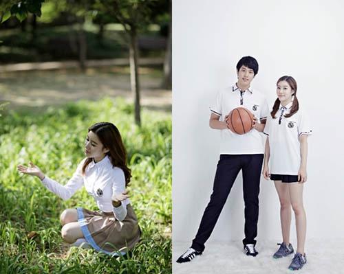 걸그룹 베리굿 태하, 과거 교복모델 사진 '남심 흔들' 화제