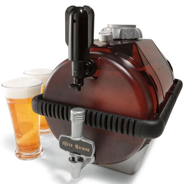 집에서 직접 만드는 맥주? 맥주 마니아를 위한 꿈의 기계 등장...