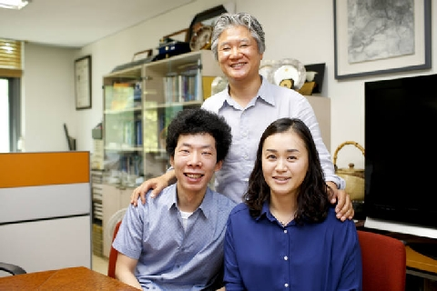 Professor Park Yong-wan's research team at Yeungnam University developed core technology for unmanned vehicles