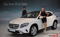 벤츠, 프리미엄 소형 SUV \'GLA-클래스\' 출시