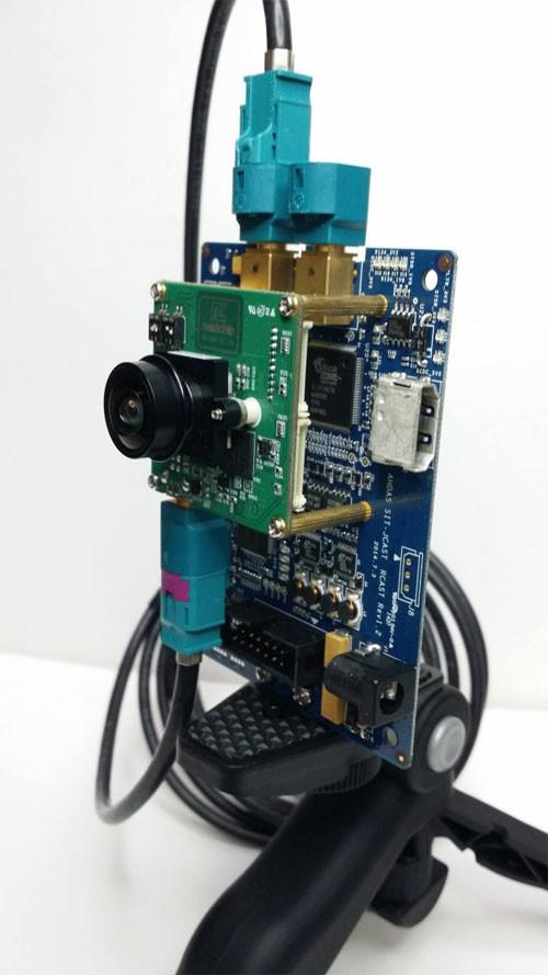 SIT테크놀러지, 이노바 칩 활용 영상 전송모듈 개발 키트 개발