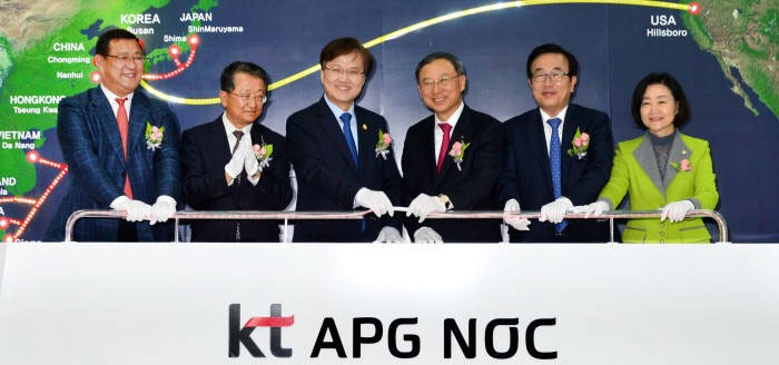 KT, 세계 최대 국제 해저통신망 통합 관리한다