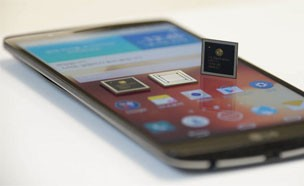 LG, 독자 AP 탑재 스마트폰 'G3 스크린' 출시