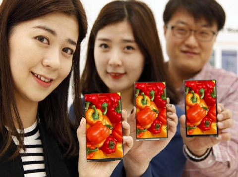 LG Display developed thinner-than-credit-card bezel, will target Chinese market first
