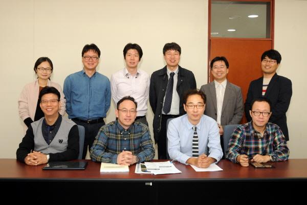 ICT융합센터 참여 멤버
