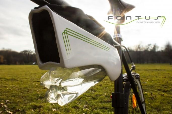 자전거 달리면 식수 만들어준다?