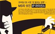 마이크로소프트의 비밀 병기, 'IP라이선스'