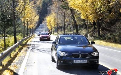 [시승기] 다양한 BMW 타고 산길 달려보니...