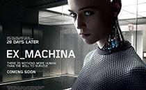 인격을 지닌 로봇···'엑스 마키나'