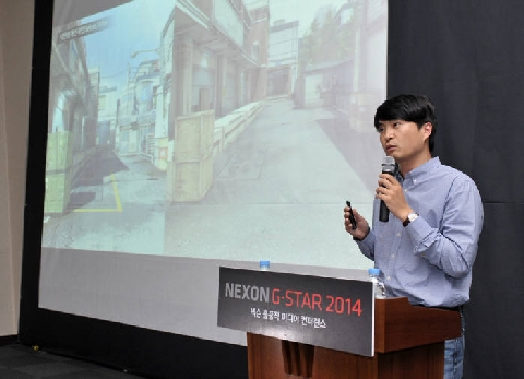 Kim Dae-hweon, head of the Development HQ, Nexon GT