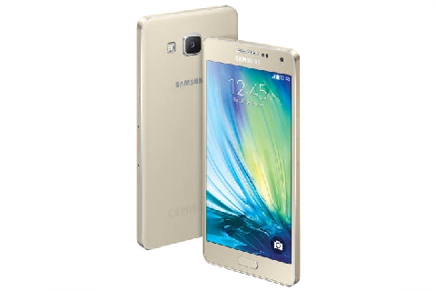 Samsung Electronics releases the `Galaxy A5` in January…stopping the production of the `Galaxy Alpha'