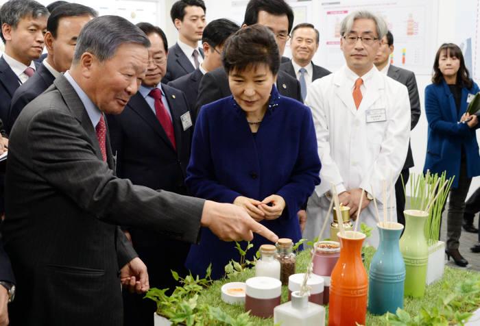 LG opens 29,000 patents...raising KRW150 billion venture fund
