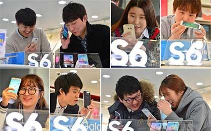 갤럭시S6 일반인 첫 공개···디자인 'OK' 가격은 '글쎄'