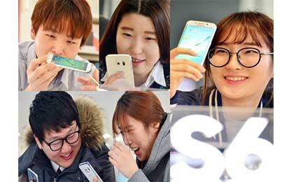 갤럭시S6 엣지 한국 출고가 90만원대…삼성 내부 확정