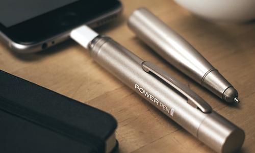 [별별신제품] 스타일러스 펜으로 스마트폰 충전