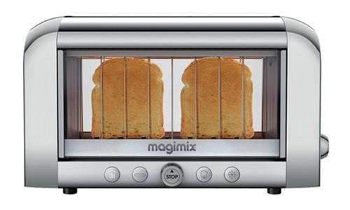 [별별신제품] 속 보이는 토스터 '비전 토스터'