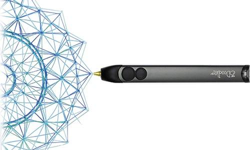 [별별신제품] '3D펜'으로 입체 모형 뚝딱